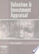 Valuation and Investment Appraisal