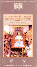 La Gramática de la lengua española