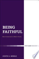 Being Faithful  Christian Commitment in Modern Society