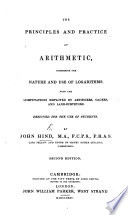 The principles and practice of arithmetic  etc
