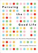 download ebook pursuing the good life pdf epub