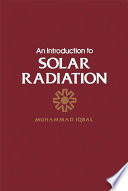 An Introduction To Solar Radiation