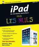 iPad Air  mini Retina  mini iPad 2 Pour les Nuls
