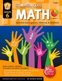 Common Core Math Grade 6