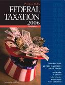 Prentice Hall s Federal Taxation 2006