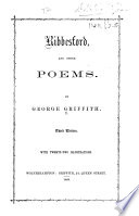 Ribbesford, and other poems ... Third edition, etc. [With plates.]