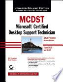 MCDST  Microsoft Certified Desktop Support Technician Study Guide