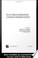 Electrogenerated Chemiluminescence