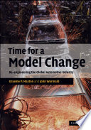 Time For A Model Change book