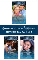 Harlequin Medical Romance May 2019 Box Set 1 Of 2