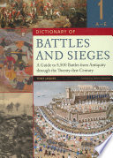 Dictionary of Battles and Sieges  A E