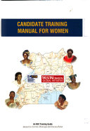 Candidate Training Manual for Women