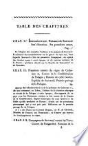 Histoire du Feld-Maréchal Souvarof