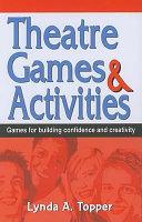 Theatre Games   Activities