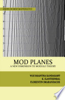 MOD Planes  A New Dimension to Modulo Theory