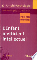 L enfant inefficient intellectuel