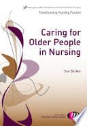 Caring for Older People in Nursing