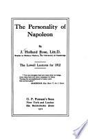 The Personality of Napoleon