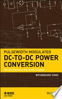 Pulsewidth Modulated DC to DC Power Conversion