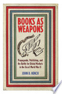 Book Books As Weapons