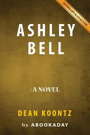 download ebook summary of ashley bell pdf epub