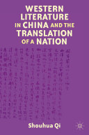 download ebook western literature in china and the translation of a nation pdf epub