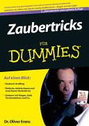 Zaubertricks f  r Dummies 2e