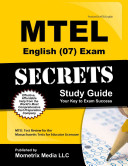 Mtel English (07) Exam Secrets Study Guide