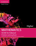 GCSE Mathematics for Edexcel Higher Problem-solving Book