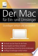 Der Mac für Ein- und Umsteiger - Grundlagen einfach und verständlich - für Mavericks