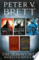 download ebook the demon cycle books 1-3 and novellas: the painted man, the desert spear, the daylight war plus the great bazaar and brayan's gold and messenger's legacy pdf epub