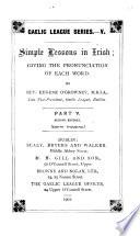 Simple Lessons in Irish