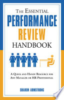 The Essential Performance Review Handbook