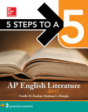 5 Steps to a 5  AP English Literature 2017