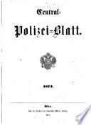 Zentralpolizeiblatt