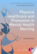 Physical Healthcare and Promotion in Mental Health Nursing
