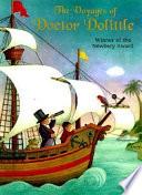 illustration du livre The Voyages of Doctor Dolittle