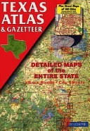 Texas Atlas and Gazetteer