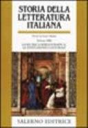 Storia della letteratura Italiana  Vol 13