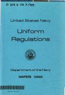 Uniform Regulations