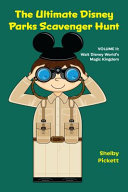 The Ultimate Disney Parks Scavenger Hun