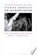 Sharing America s Neighborhoods