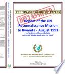 The Rwanda Genocide Papers