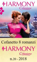 Cofanetto 8 romanzi Harmony Collezione   20