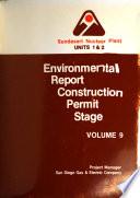 Sundesert Nuclear Power Plant Units 1-2, Construction