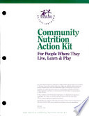 Community Nutrition Action Kit