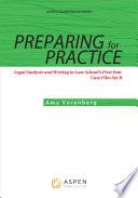 Preparing for Practice