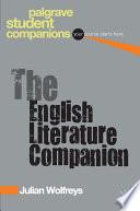 The English Literature Companion