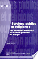 Services publics et religions