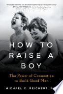 How to Raise a Boy Book PDF